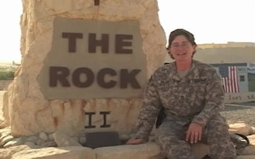 Sgt. 1st Class Robyn Major