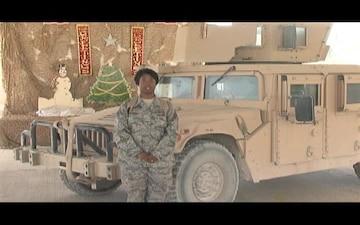 Senior Airman Candice Terry