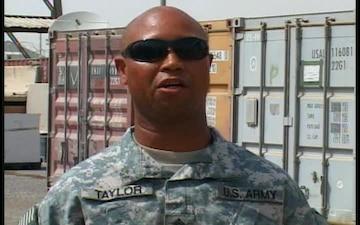 Master Sgt. Christopher Jenkins