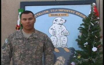 Pvt. Rogelio Hernandez