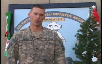 Sgt. Joey Wing