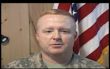 Master Sgt. David Dinsmore