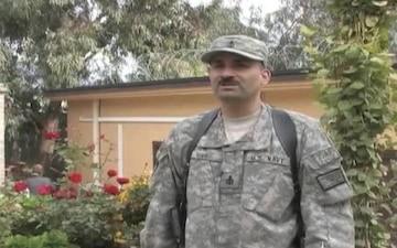 Senior Chief Petty Officer Richard Vigo