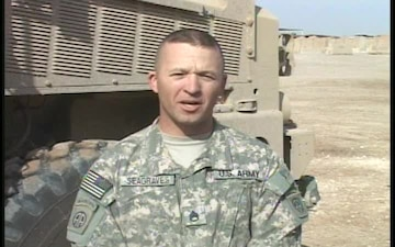 Staff Sgt. Scott Seagraves