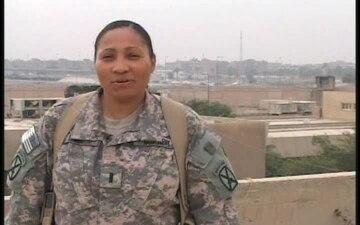1st Lt. Maria Bias