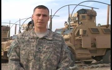 Sgt. 1st Class Eric Irish