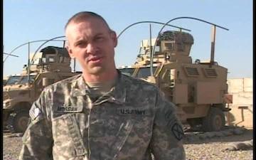 Maj. Ryan Morgan