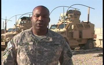 Maj. Landis Maddox