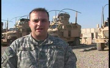 Chief Warrant Officer Eric Scott