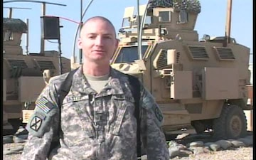 Chief Warrant Officer Chad Eastep