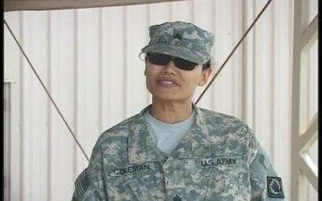 Sgt. Alaina Coleman