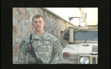 Sgt. Aaron Von Engeln