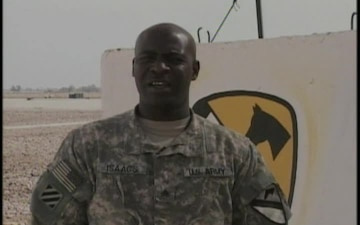 Sgt. Stanley Isaacs