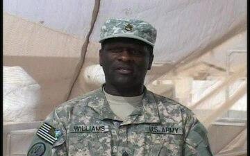Staff Sgt. Richard Williams