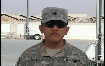 Staff Sgt. Jonathan Woo