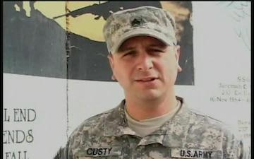 Sgt. John Custy