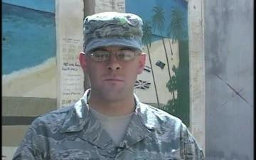 Staff Sgt. Michael Martinson