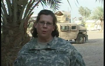 Staff Sgt. Carrie Darland