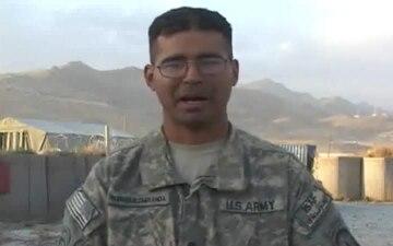 Spc. David RodriguezMiranda