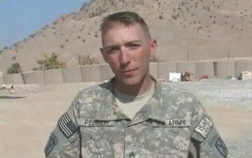 Sgt. Keith Peeler