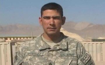 Sgt. William Martinez
