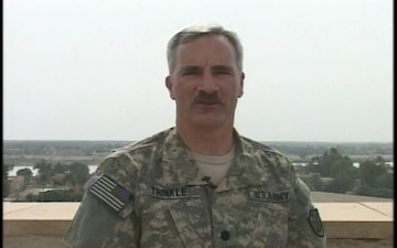 Lt. Col. Evan Trinkle
