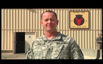 Command Sgt. Maj. Brian Sipe