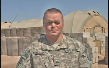 Sgt. Lamont Gallman