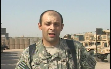Staff Sgt. Corey Guido