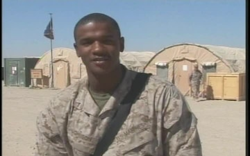 Lance Cpl. Thomas Johnson