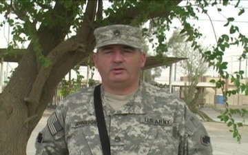Staff Sgt. Joseph Johnston