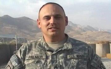 Sgt. 1st Class Coyt Palmer