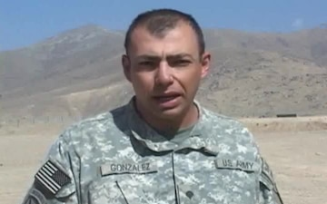 Spc. Francisco Gonzalez