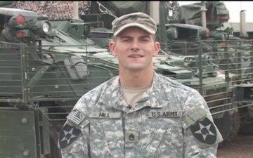 Staff Sgt. Justin Hill