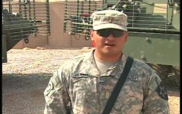 2nd Lt. Emanuel Huerta