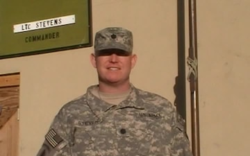 Lt. Col. Brian Stevens