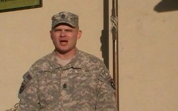 Command Sgt. Maj. William Simpson