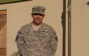 2nd Lt. Grant Gillaspy