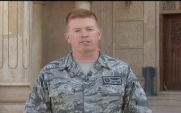 Lt. Col. Todd Hamilton
