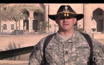 1st Sgt. Stephen Lowe