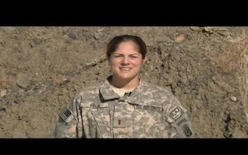 2nd Lt. Ashleigh Peck