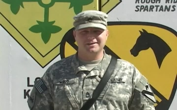 Sgt. 1st Class  Wood