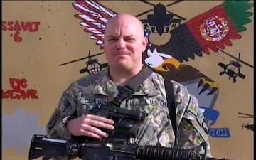 Chief Warrant Officer Michael Campbell