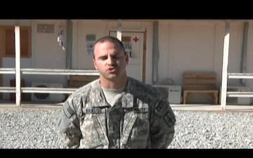 1st Lt. Kevin Krause