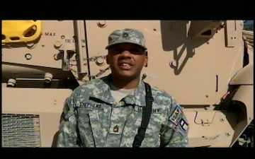 Sgt. 1st Class Ronnie Shepherd