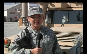 Master Sgt. Linda Homan