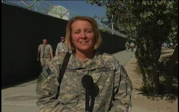 Sgt. 1st Class Tracy Chisholm