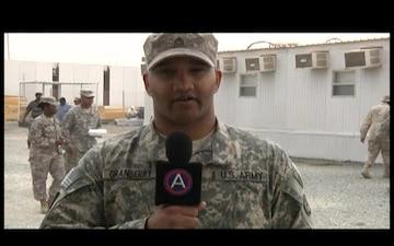 Sgt. Kendrick Granberry