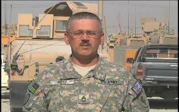 Sgt. 1st Class Todd Reid