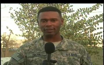 Sgt. Jerry Delva